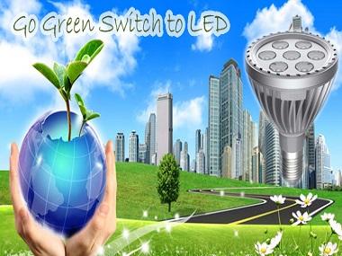 Led Lighting Energy Efficient Light Bulbs Save Power