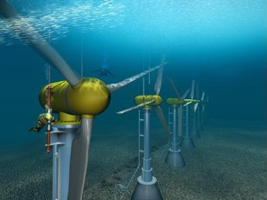 water turbine alternative energy sources